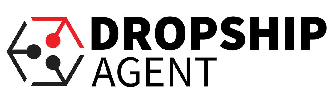Dropship Agent — Logo